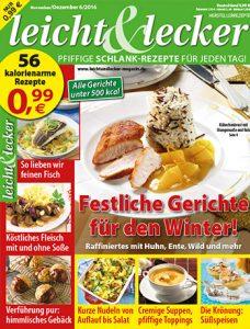 Magazin leicht & lecker