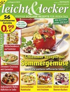 leicht & lecker 04/19